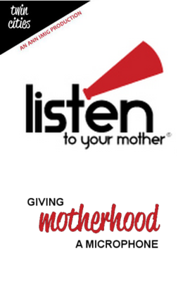 Listen  to your mother poster