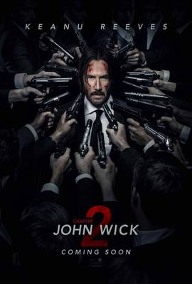 John wick chapter 2 nycc poster 204249