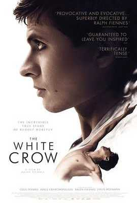 The white crow poster 1552649901