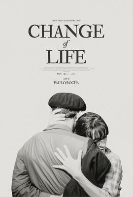 Change of life   us poster
